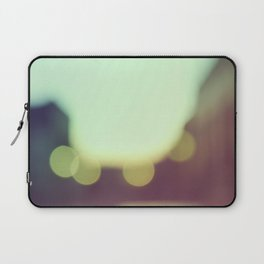 Retro Bokeh I Laptop Sleeve