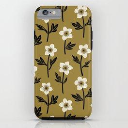Helleborus iPhone Case