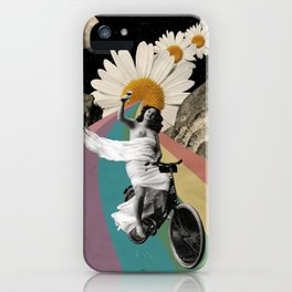 Biking iPhone Case