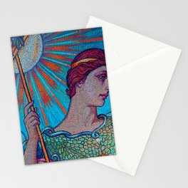 Minerva Goddess Of Wisdom Stationery Cards
