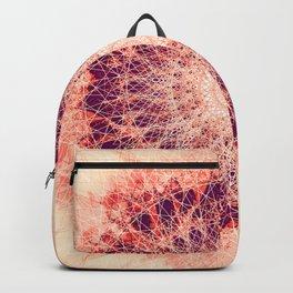 Apricot Mandala Backpack