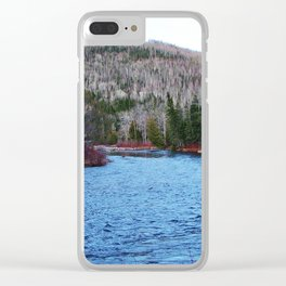River in Nature Clear iPhone Case