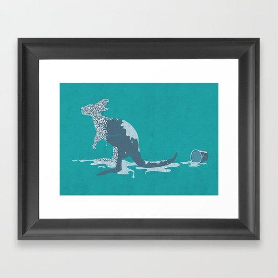 wallori Framed Art Print