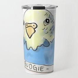 Budgie/Parakeet Travel Mug