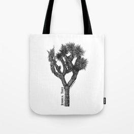 Joshua Tree Burns Canyon by CREYES Tote Bag
