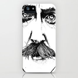 Steady The Buffs iPhone Case