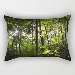 Forest // Breathe In Rectangular Pillow