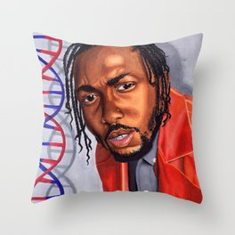 I've Got Loyalty, Got Royalty Throw Pillow
