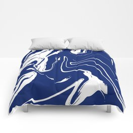 River Blue Comforters