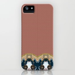 ss16 /// Handmade Arabesque III iPhone Case