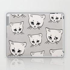 Kitten Pattern Laptop & iPad Skin