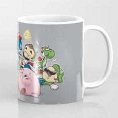 Smash Brawl Mug