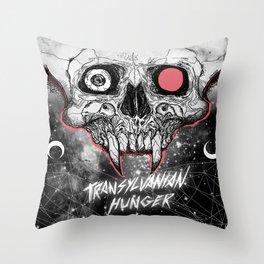 DETHGRIP Transylvanian Hunger Throw Pillow
