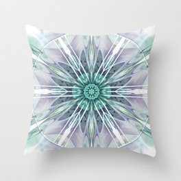Mandalas for Times of Transition 25 Throw Pillow