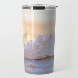 Bokeh and the Starfish Travel Mug