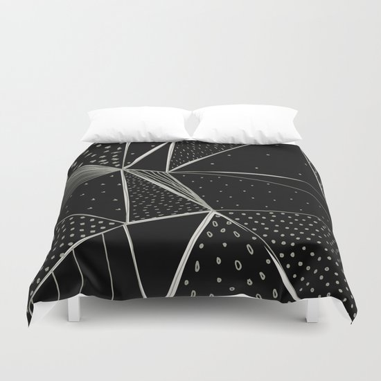 Abstract 07 Duvet Cover