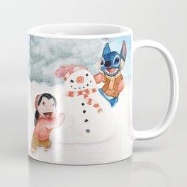 Lilo and Stitch Coffee Mug