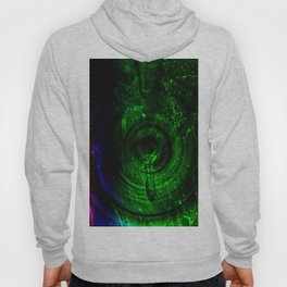 calmor viridi / Crying green Hoody