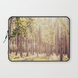 Spring Forest Laptop Sleeve