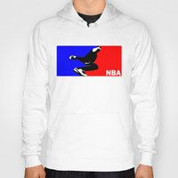 nba Hoodies featuring NBA National Bboy Association by Funky House