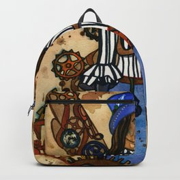 Steampunk Fairy Backpack