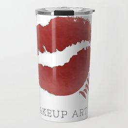 MUA *Makeup Artist Travel Mug