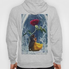 Beauty and the Beast-Rose Hoody
