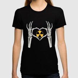 Rad Tech X Ray Skeleton Radiology Technican Gift T-shirt