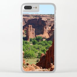 Canyon de Chelly View Clear iPhone Case