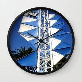 Town Clock - Lakes Entrance Wall Clock