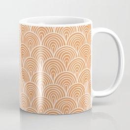 Warm Sand Waves Coffee Mug