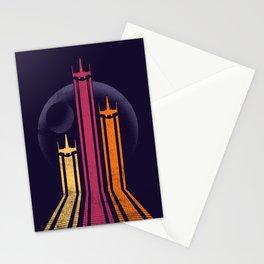 Retro-Galactic Stationery Cards