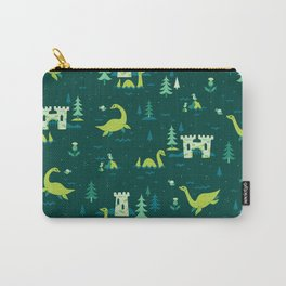 Cryptid Cuties: The Lochness Monster Carry-All Pouch