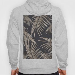 Sepia Palm Leaves Dream #1 #tropical #decor #art #society6 Hoody