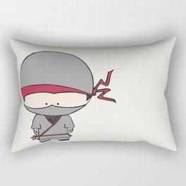 Natsu the Ninja Rectangular Pillow