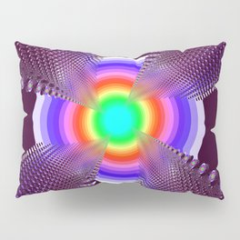 dot com Pillow Sham