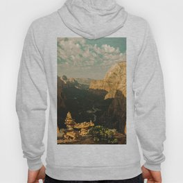Zion Mornings - National Parks Nature Photography Hoody