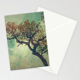 Rusty Tree  Stationery Cards