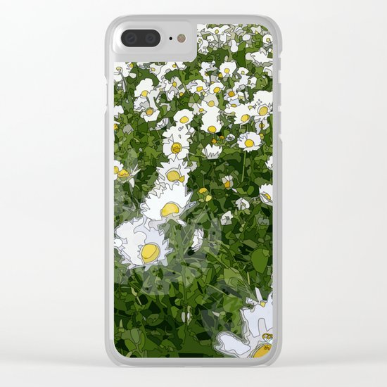 Find the bee Clear iPhone Case