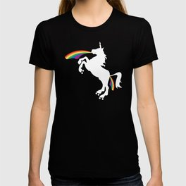Double Rainbows of Roller Derby  T-shirt