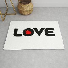 Love Audioslave Rug
