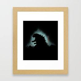 The Apex Predator Framed Art Print
