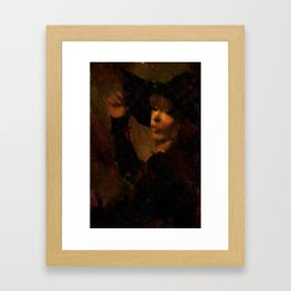 Stormstress Framed Art Print