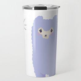 Concerned Kazoo Indigo Travel Mug