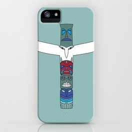 Totem Spirit iPhone Case