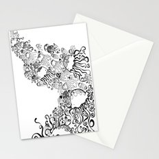 Jellyfish Migration Stationery Cards