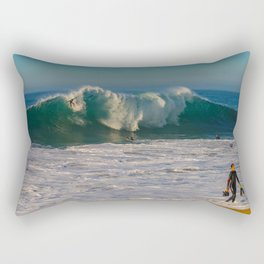 And the Bottom Drops Out Rectangular Pillow