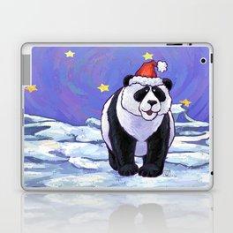 Panda Bear Christmas Laptop & iPad Skin
