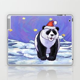 Panda Bear Christmas Laptop & iPad Skin