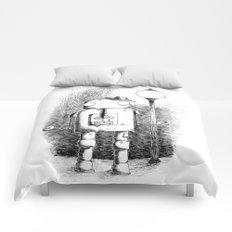 Hobo Robot Comforters
